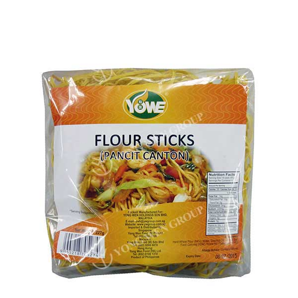 how to cook flour stick noodles